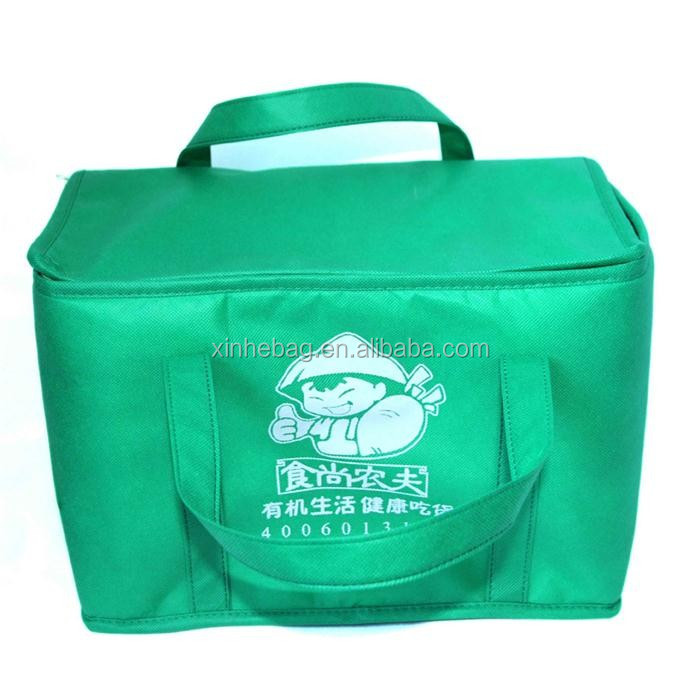 Custom printed premium polyester drawstring backpack for sports