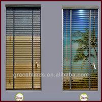 2 Inch Marupa Window blinds white wood Window Venetian Blinds