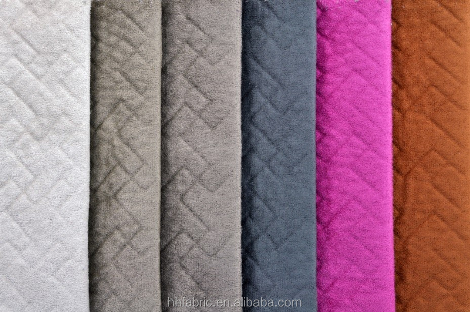 100%polyester faux suede composite adhesive fleece fabric for curtain etc.
