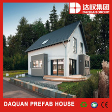 30 SQM prefabricated small house design