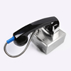 Stainless Steel Armored No Dial Public Phone