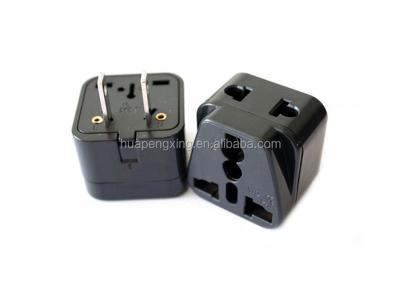 2 In 1 American Plug Adapter