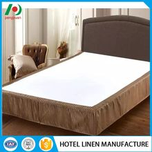 Professional modern style bed skirts and dust ruffles