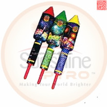 assorted bottle rocket fireworks for sale