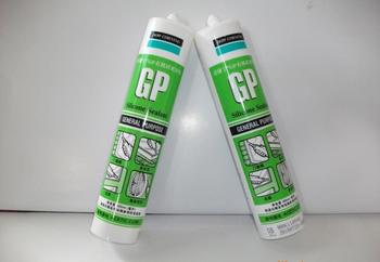 GP silicone sealant 300ml weatherproof silicone sealant 280ml