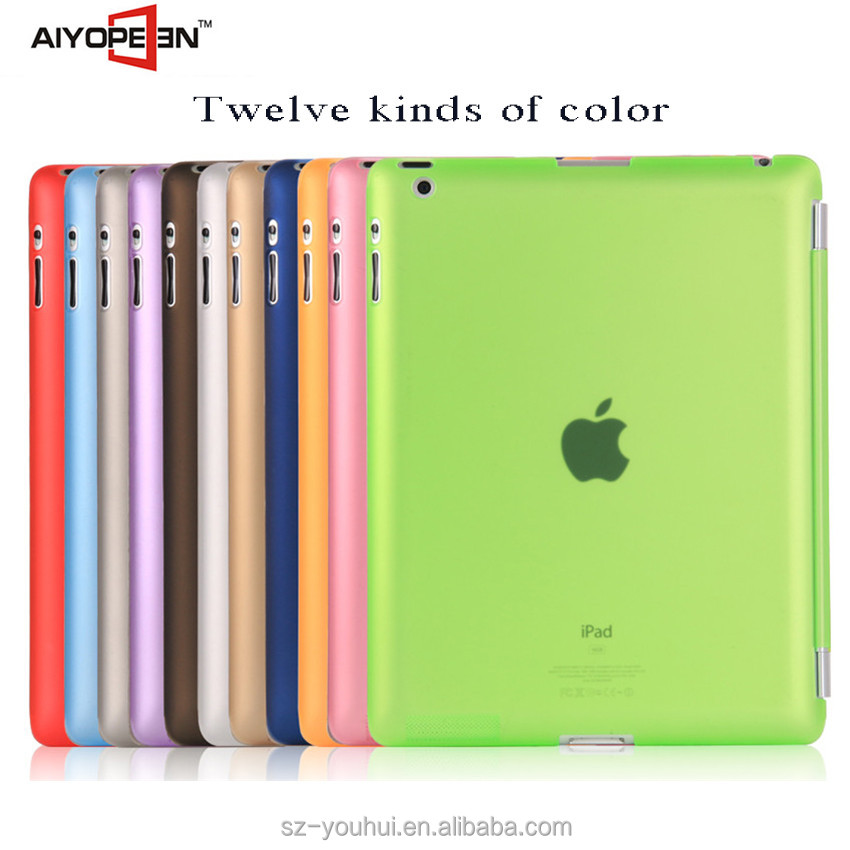 Latest Design detachable design functional case cover for new ipad