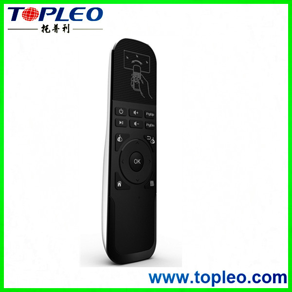 Original android tv box remote high speed for Rii Mini i7 2.4G Mini Wireless Keyboard Air Mouse Remote