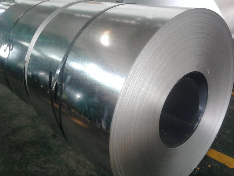 galvanized iron plain sheets and coils for packaging made in tianjin, china