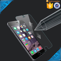 2015 New Nano 9H HD Smart Touch Screen Protector Steel film 0.3mm Tempered Glass Film For iPhone 6 With Retail Package