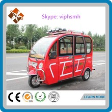 Ape passenger auto price image all closed electric tricycle