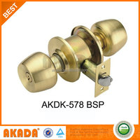 Digital Keypad Knob Lock Oval Cylinder Lock