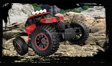 1:10 Scale 2.4G RC Four wheel Drive Car big Rock Crawler Remote Control Car Model Off Road Vehicle Toy RC Cars