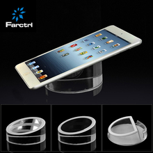 Acrylic Display Promotional Mobile Phone Holder, Tablet PC Clear Stand