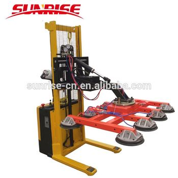Hot selling industrial glass loading machine
