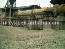non-ferrous metal rotary kiln for calcine plant