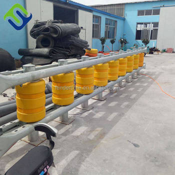 New design Road Roller anti-collision proof highway safety guardrail for bridge, high way and culvert