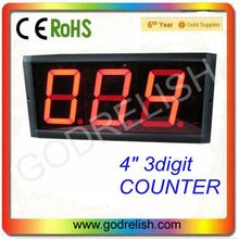 Hot selling cell phone display counter low price