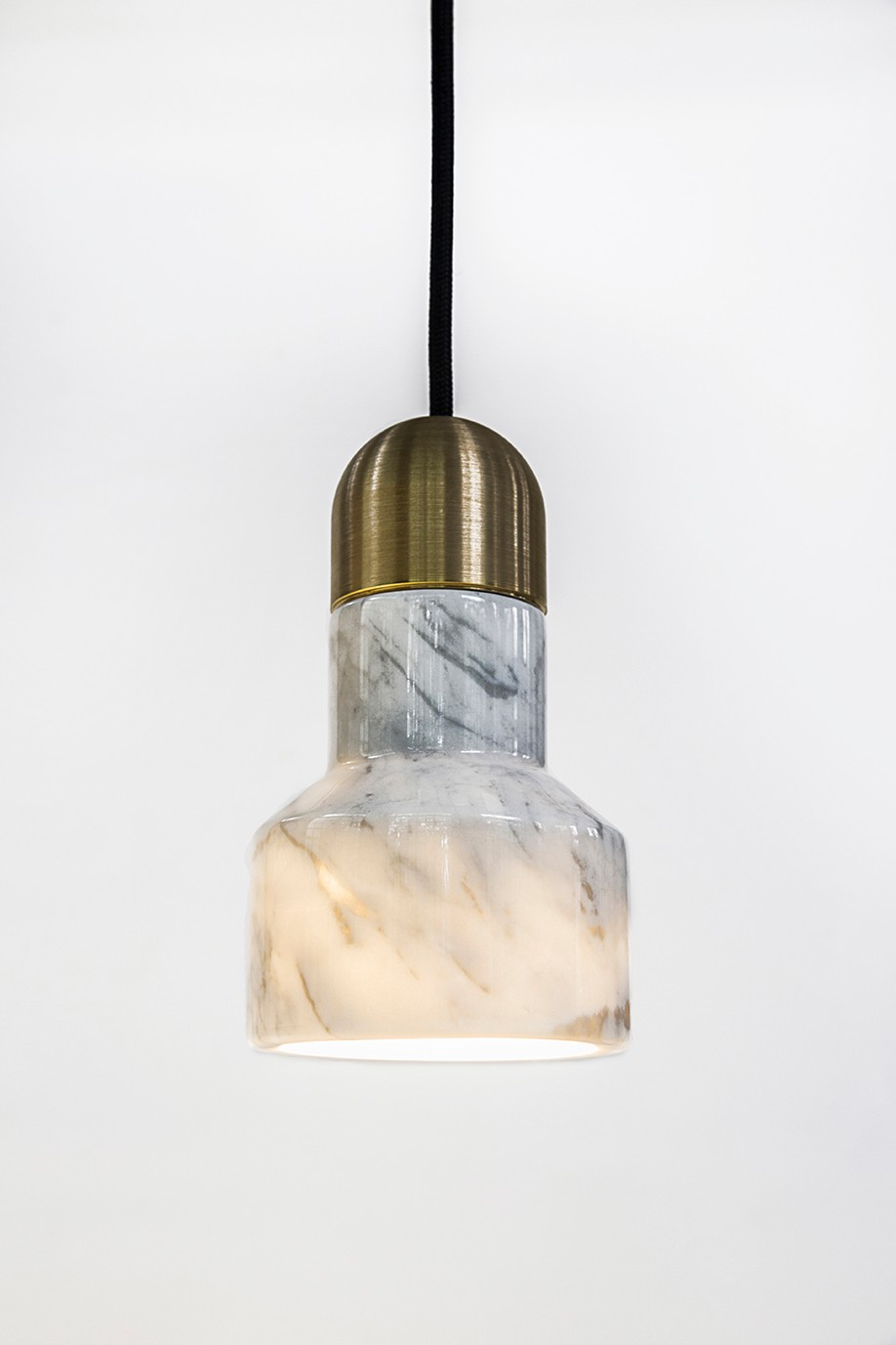 QIE Marble Pendant lamp Idea Design Modern lava Pendant Lamps Cement Lighting for cafe restaurant office dining room