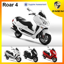 Roar -ZNEN NEW gyro scooter 250cc dirt bike automatic 4 stroke gas scooter water-cooled china cheap scooter