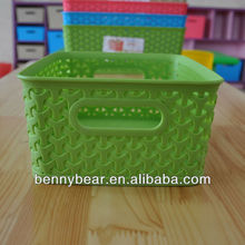 Kindergarten Kids Toy Plastic Storage Boxes