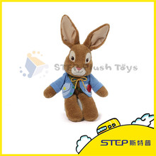 2015 Custom Chinese Factory Stuffed&Plush Toy Rabbit/Bunny for Kids Best Gift