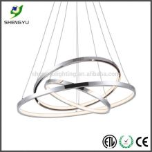 Globe Cone Shape Pendant Modern Simple Lamp Lighting