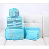 hot sell travelling bag, travel organizer bag set 5pcs