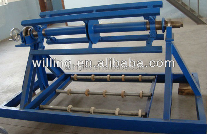 Super low price steel coil sheet uncoiler