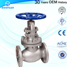 Bovalve Best price Ammonia out globe control valve drawing,ansi flanged cast steel globe valve