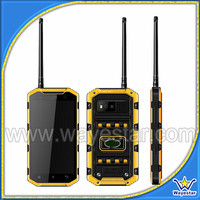 Best outdoor quad core smartphone waterproof mobile phone