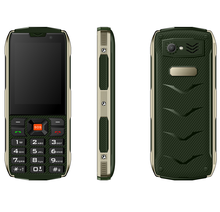 Hot selling elder mobile phone with SOS key 2600mah long life battery best 2.8 inch handphone H8