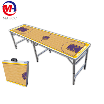 best foldable beer pong tables