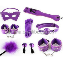 Purple Sex Metal Bondage Equipment Toys HK7079