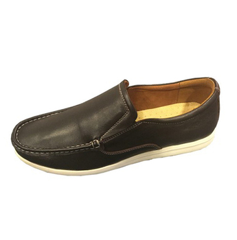 Men's Fashion Dress Casual Leather Flats Driving Moccasin Loafer Shoes