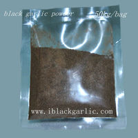 2016 best-seller Organic and Healthy Black Garlic Powder 100%
