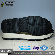 size 34-39 female Breathable Fashion Rubber casual shoe outsoles