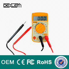 DELE DT830D+ low price pocket digital multimeter