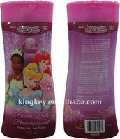 kids bubble bath/473ml kids mild formula bath soap/ foaming bubble bath