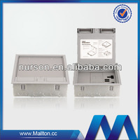 metal electric outlet box