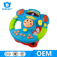 Great car training toys, toy steering wheel, steering wheel children toy car