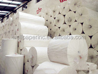 Roll Tissue Style and Facial Tissue Type facial tissue paper mother roll