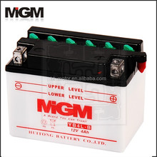 YB4L-B Motorcycle Battery,lead in car batteries