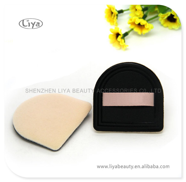Unique Style Cosmetic Sponge Puff Flocking Puff Makeup Powder Puff
