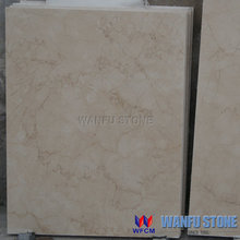 Factory price and High quality beige marble slab and marble floor tile