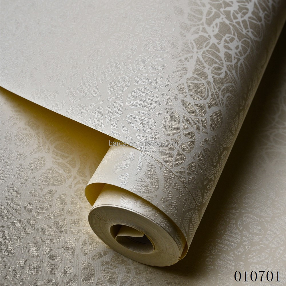 natural fire resistance vinyl wallpaper