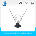 Indoor HDTV Antenna Type - 50miles High Gain 25dB DVB-T2 HDTV Digital Indoor TV Antenna Amplifier
