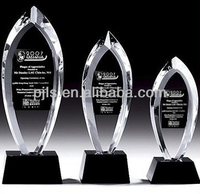 hotsale crystal trophy crystal showpieces