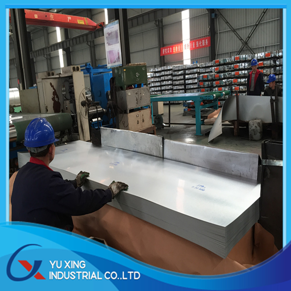 26 gauge galvanized steel sheet/electro galvanized steel sheet