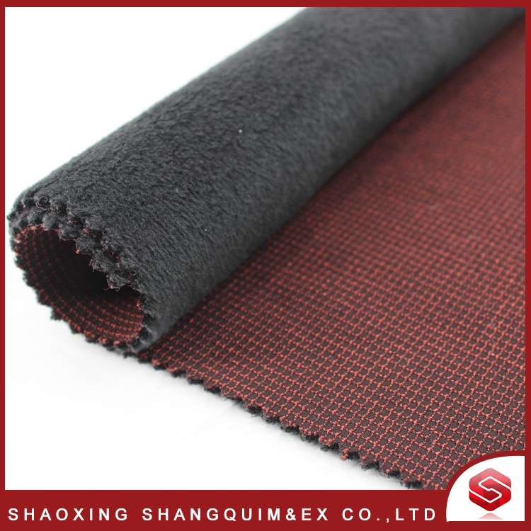 AZO Free Super Adhesive Strength 2-Layer Eyelet Mesh Glue Bonded Fabric for Function Jackets