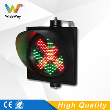 300mm toll station arrow traffic light flasher one units led traffic light